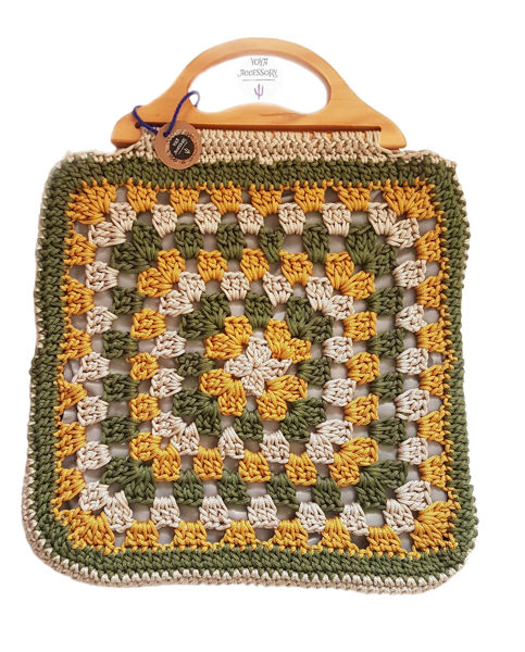 Image de THE GRANNY SQUARE BAG