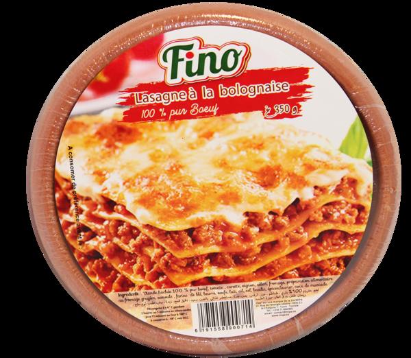 Image de Lasagne à la bolognaise