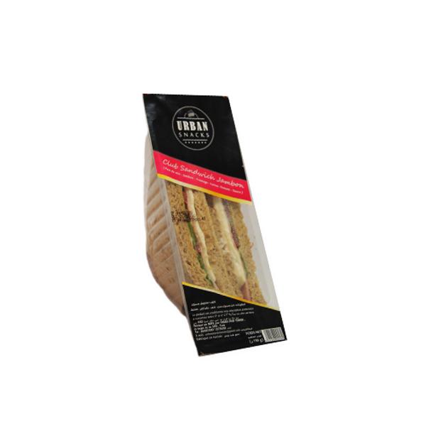 Image de Club sandwich Jambon Fromage