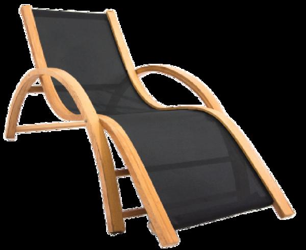 Image de Chaise longue piscine