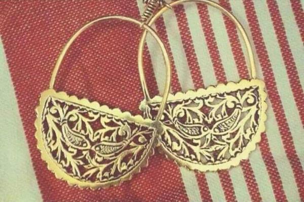 Image de Boucles d'oreilles en argent 925