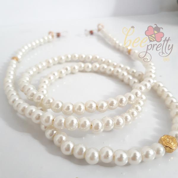 Image de Chaine des lunettes perles