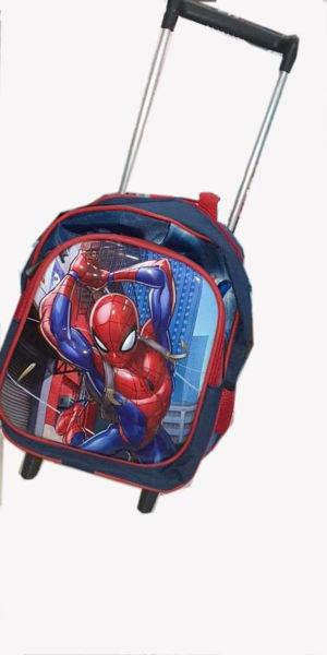 Image de Cartable école Spiderman