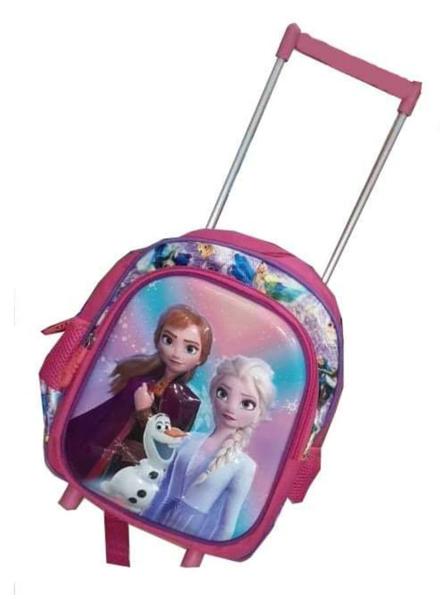 Image de Sac à dos à roulette Frozen pour fille