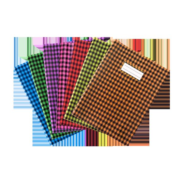Image de Protège-cahier en pvc opaque VICHY 17x22cm