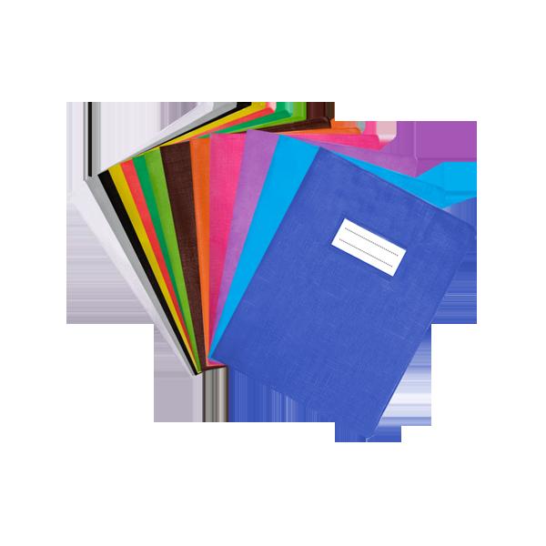 Image de Protège-cahier en pvc opaque grain LINO 24x32cm