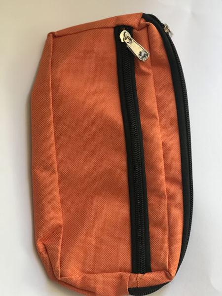 Image de Trousse orange et noir