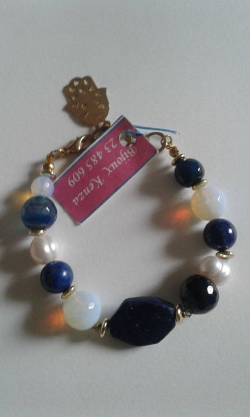 Image de Bracelet en cuivre doré