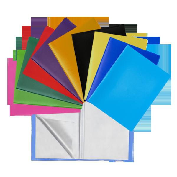 Image de Protège-documents en polypropylène rigide opaque Office-200 vues