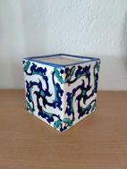 Image de Pot cubique