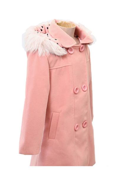 Image de Manteau pour fillette