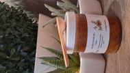 Image de Savon noir marocain aux herbes et à l'orange 100ml