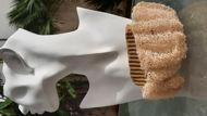 Image de Pack Luffa au savon naturel à l'huile de Lentisque