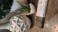 Image de Savon naturel à base de l'huile de Lentisque et au Café
