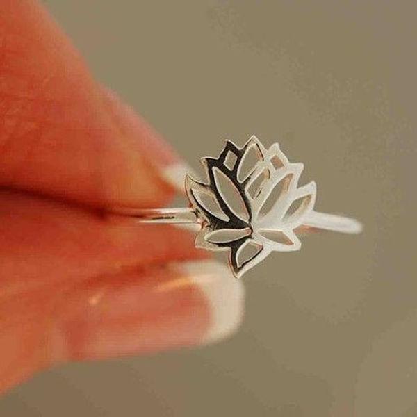 Image de Bague fleur de vie