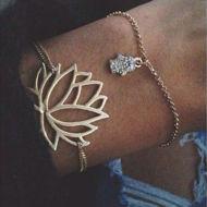 Image de Bracelet fleur de  vie