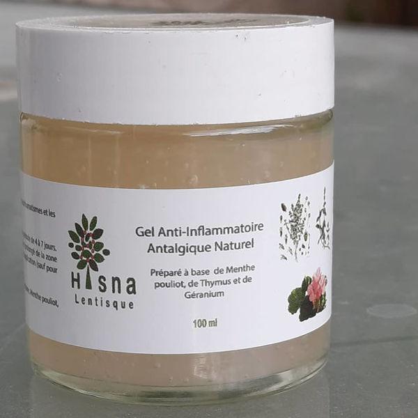 Image de Gel Anti-inflammatoire antalgique naturel