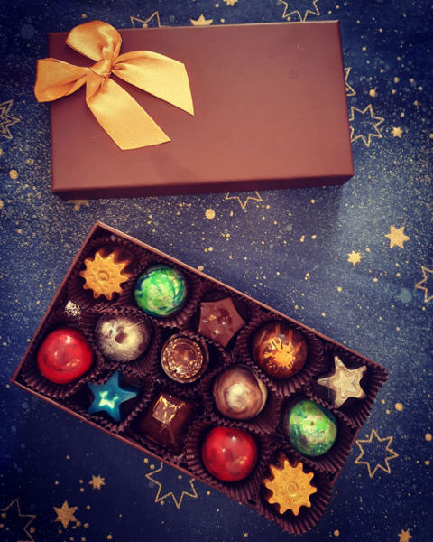 Image de Universe of chocolate