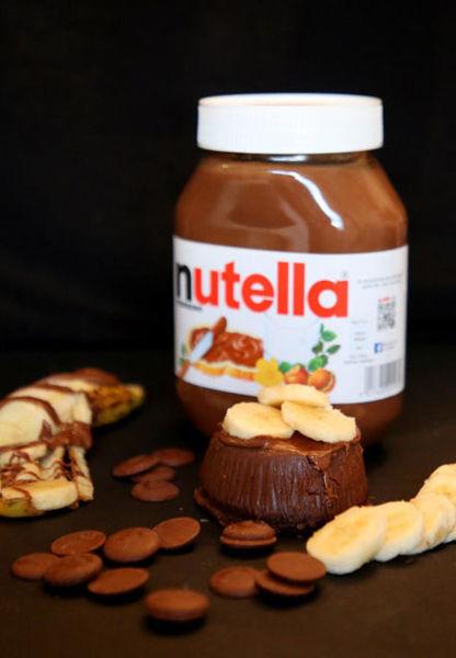 Image de Fondant Nutella Banane