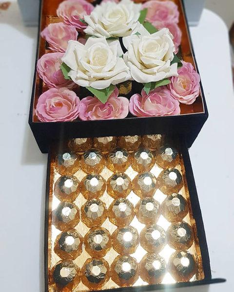 Image de Coffret tiroir de chocolats