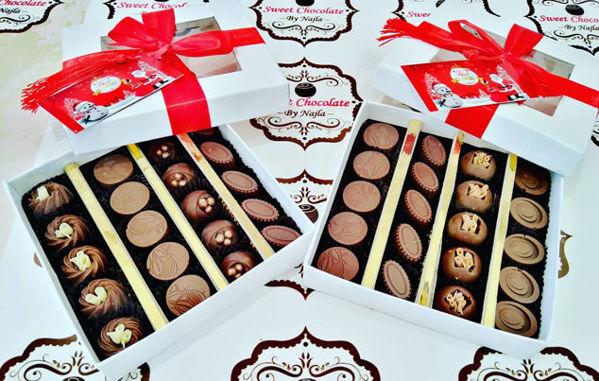 Image de Coffret de chocolat