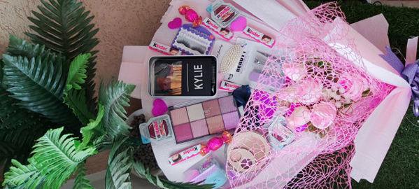 Image de Makeup bouquet