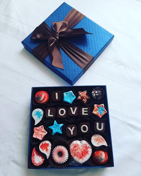 Image de I love you box
