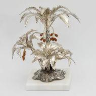 Image de Trois palmiers en cuivre avec Amber en coffret