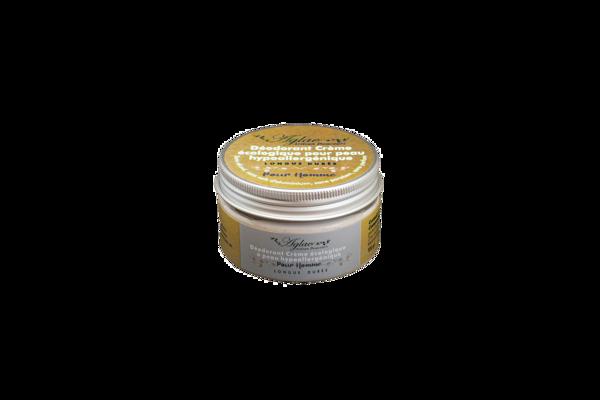 Image de Déodorant crème pour Homme Peau hypoallergénique