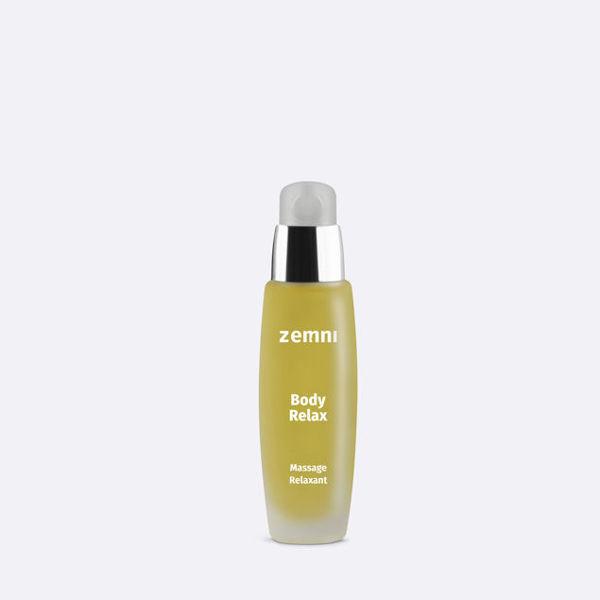 Image de huile de massage relaxante holistique : Body Relax