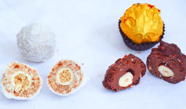 Image de Kg Raffaelo et Ferrero Rocher