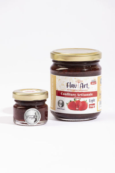 Image de Flav'Art, confiture de fraise