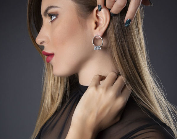 Image de Boucles d'oreilles khokhal