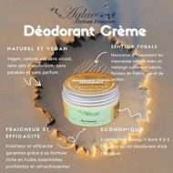 Image de Déodorant crème pour  femme Peau normale