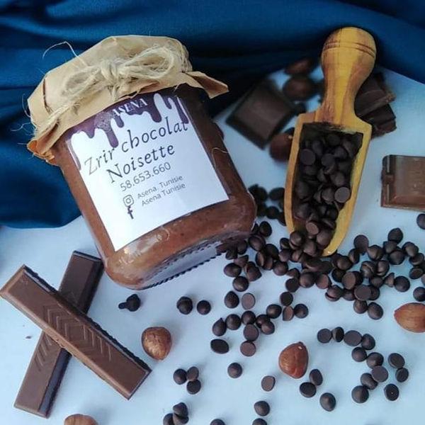 Image de Zrir chocolat Noisette