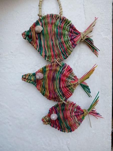 Image de Suspension poissons