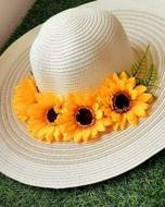 Image de Couffin + chapeau