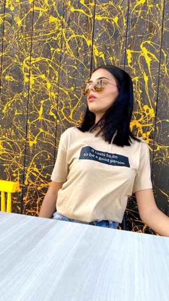 Image de T-shirt coton