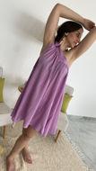Image de Robe je m'en fou couleur lilas