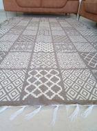 Image de Margoum en laine pour le salon