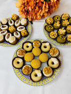 Image de Variés amande , noisette et pistache
