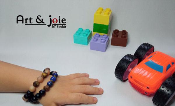 Image de Bracelet enfant en pierre
