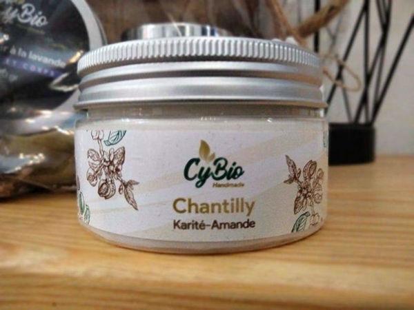 Image de Chantilly karité amande