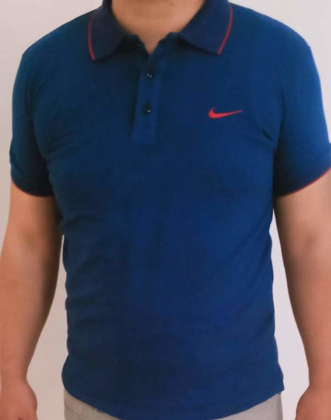 Image de Pull col chemise