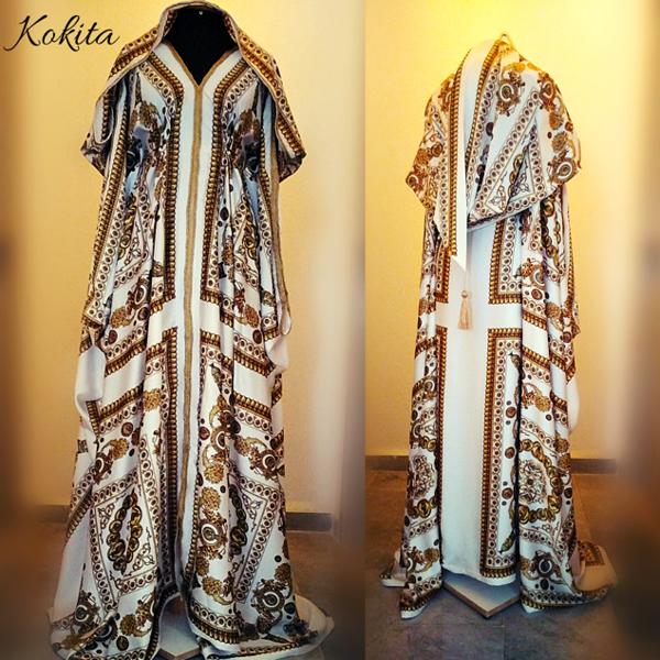 Image de Kaftan Versace