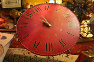 Image de Horloge murale artisanal