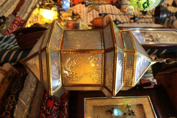 Image de Lampe artisanal